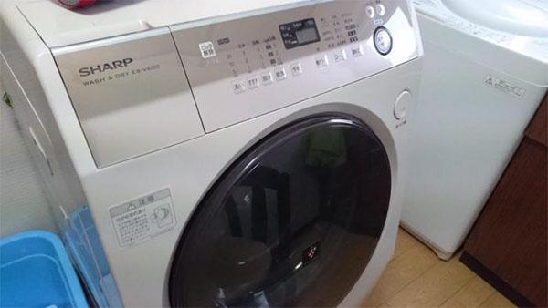 Bảng mã lỗi máy giặt Sharp