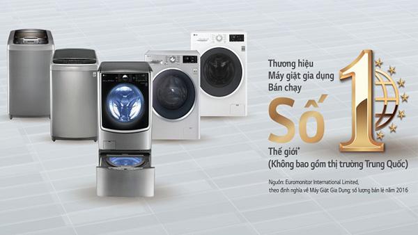 Máy giặt LG có tốt không ?