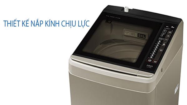 Những tiện ích trên máy giặt Aqua