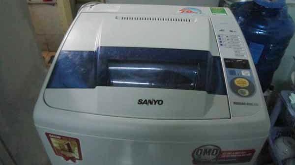 Tổng hợp bảng mã lỗi của máy giặt Sanyo
