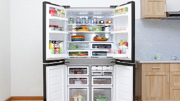Cách khắc phục tủ lạnh chạy liện tục không ngắt