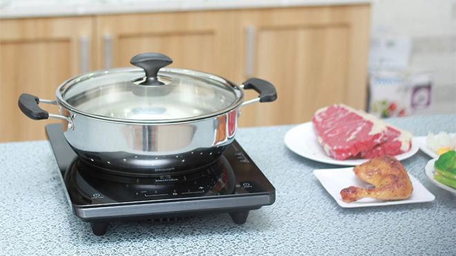 Các chế độ bảo vệ an toàn của bếp điện từ
