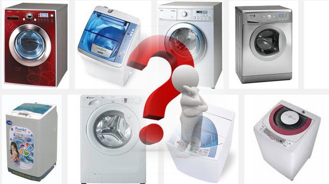 Nên mua máy giặt hãng nào chất lượng, giá tốt ?