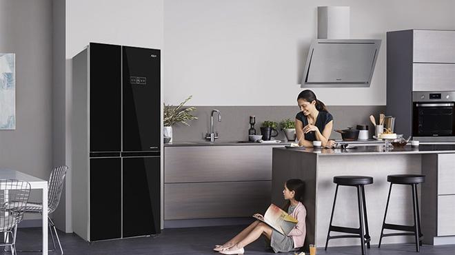Hướng dẫn lắp đặt và sử dụng tủ lạnh đúng cách khi mới mua