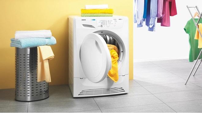 Nguyên nhân và  cách khắc phục máy sấy quần áo không nóng