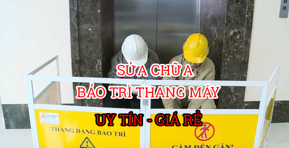 Sửa thang máy 24h