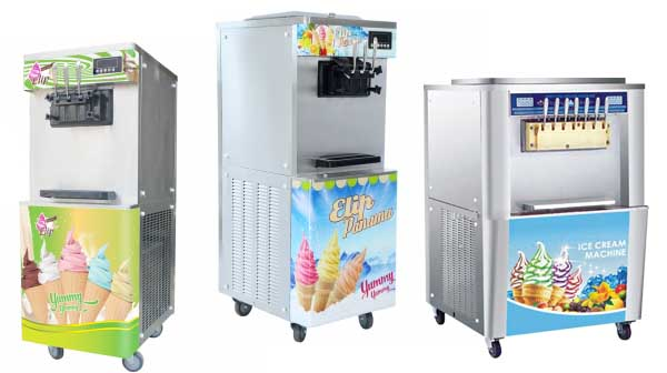 Sửa chữa máy làm kem tươi tại Hà Nội