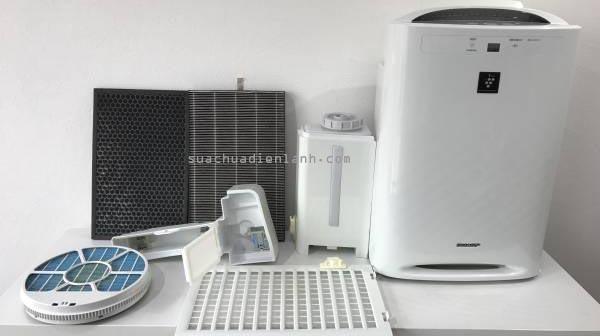 Sửa chữa máy lọc không khí