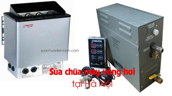 Sửa chữa máy xông hơi tại Hà Nội