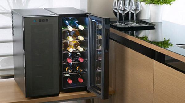 Sửa chữa tủ bảo quản rượu vang tại Hà Nội