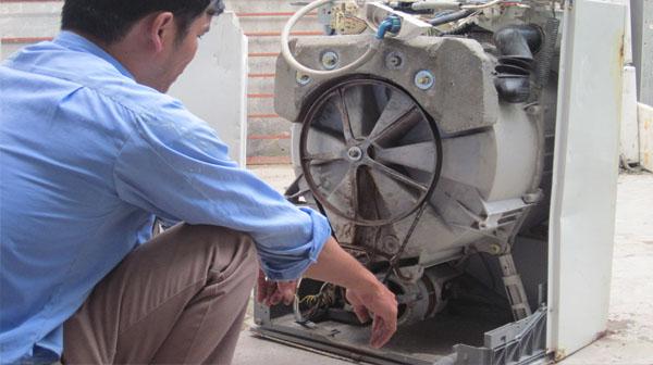 Sửa chữa máy giặt LG tại Hà Nội