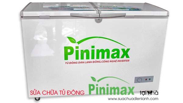 Sửa chữa tủ đông Pinimax