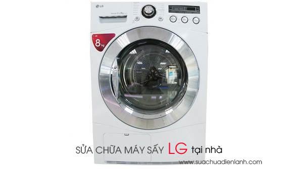Sửa chữa máy sấy quần áo LG