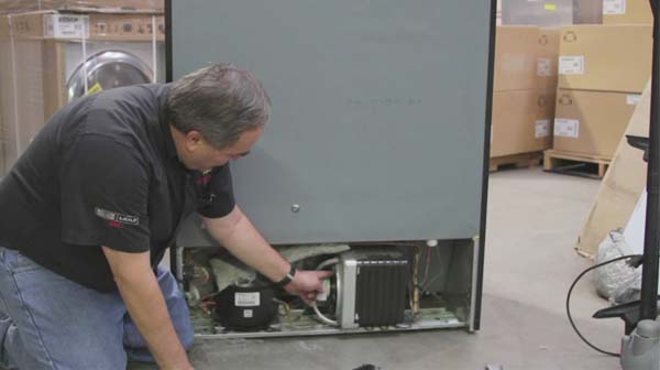 Sửa chữa tủ lạnh Samsung