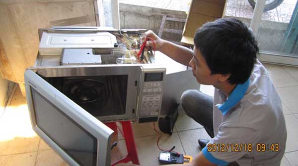Sửa lò vi sóng LG tại Hà Nội