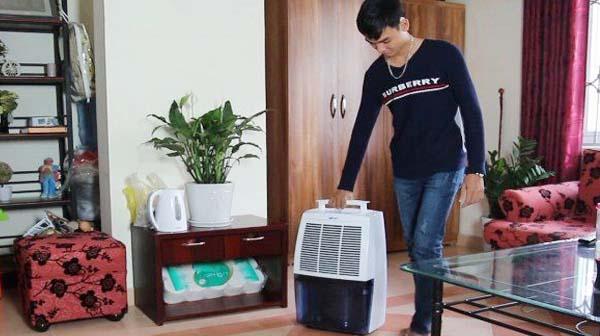 Sửa chữa máy hút ẩm FujiE