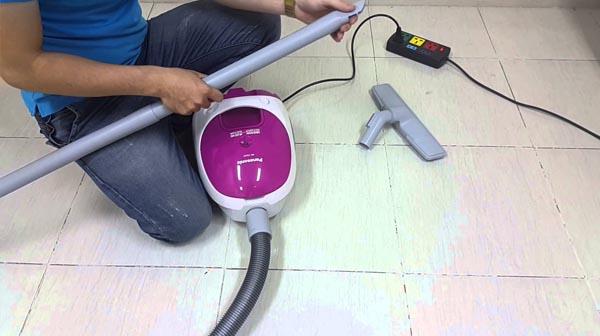 Sửa chữa máy hút bụi Panasonic