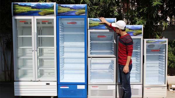 Trung tâm bảo hành tủ mát Sanaky tại Hà Nội