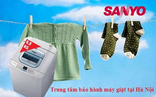 Trung tâm bảo hành máy giặt Sanyo