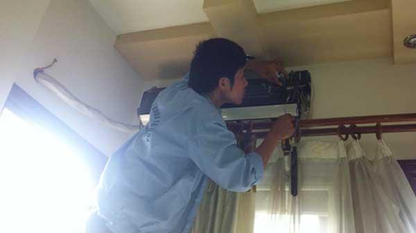 Sửa chữa điều hòa tại Thanh Xuân