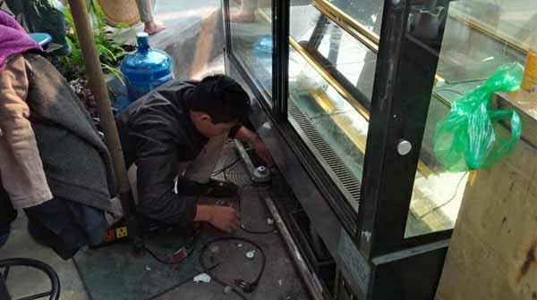 Sửa chữa tủ mát LG tại Hà Nội