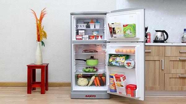 Trung tâm bảo hành tủ lạnh Sanyo