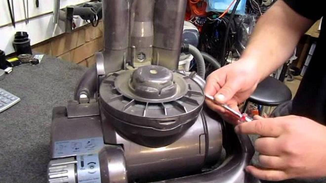 Sửa chữa máy hút bụi tại Hải Dương