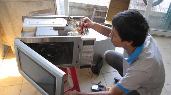 Sửa chữa lò vi sóng tại Hồ Chí Minh